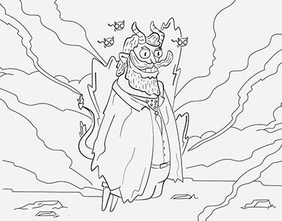 Character Design | Sketches | Vol. 1