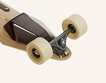 Tour - I Electric Skateboard