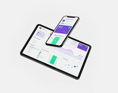 Nano Insights : Dashboard Design