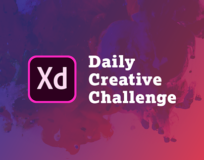 XD Daily Creative Challenge - November 2018