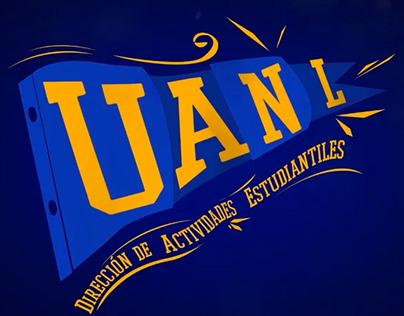 DAE UANL I Motion graphics REEL 2016