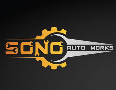Sono Auto Work logo
