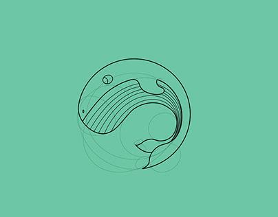 Whales | Circle grid