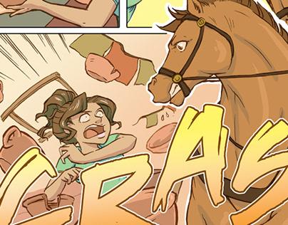 Comics - Erstwhile