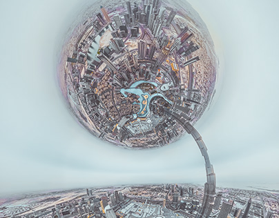Dubai Downtown 360