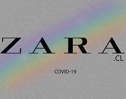 Zara - Covid-19