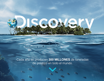 Discovery - Campaña Blue Planet II