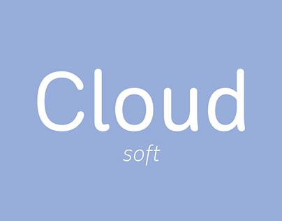 Cloud Soft (Free Font)