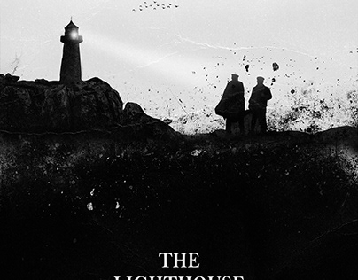 The Lighthouse Poster art !