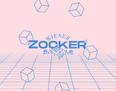 WIENER ZOCKER - Graphic Design