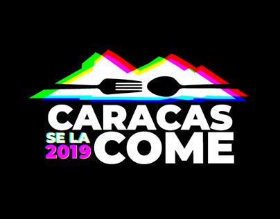 Evento Caracas se la Come 2019