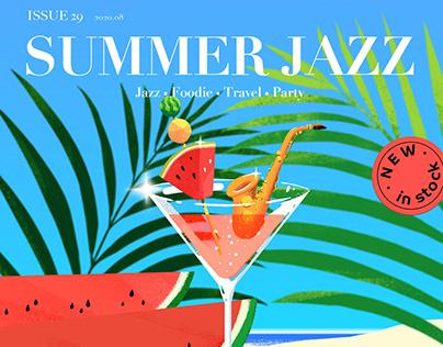Summer Jazz Party Promo 2020 兩廳院夏日爵士派對