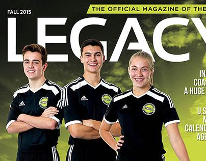 Legacy Magazine Fall 2015