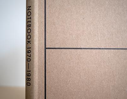 Anni Albers: Notebook 1970—1980