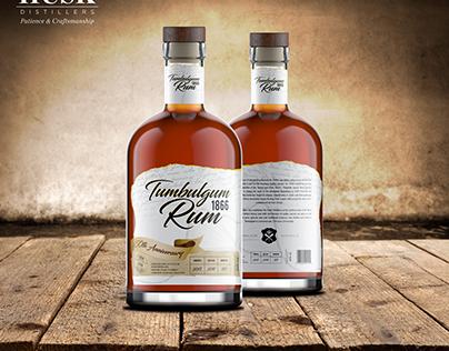 Tumbulgum Rum Limited Edition Label(s)