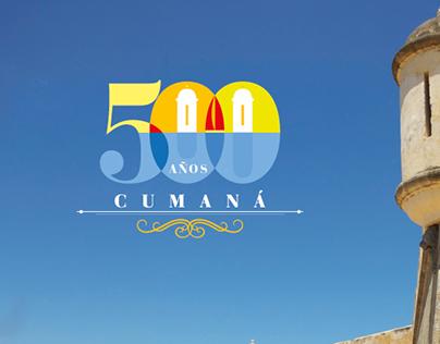 500 años de Cumaná