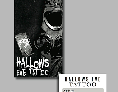 Hallows Eve Business Cards