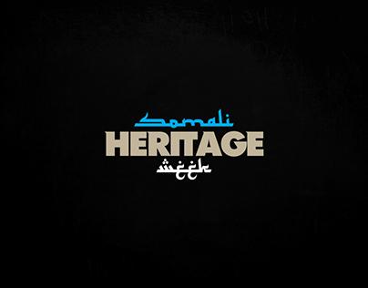 Somali Heritage Week Identity Concepts