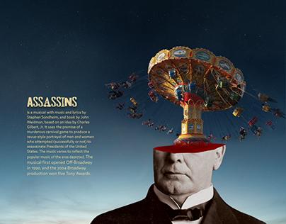 Assassins Theater Poster