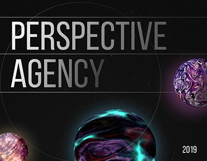Perspective Design Agency, web