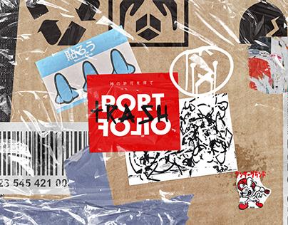 port'TRASH'folio 2020
