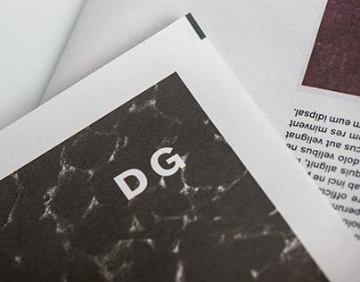 IM NAMEN DER DINGE / Unbedeutende Zeitung