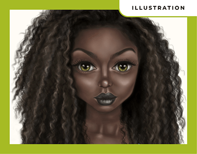 Digital Painting - (Process included)