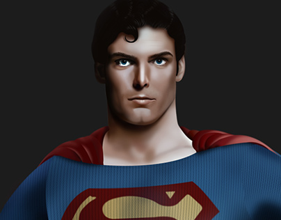 Cristopher Reeve as Superman