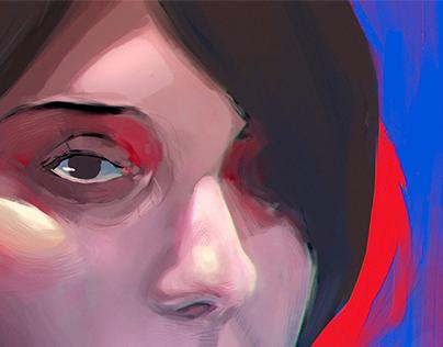 Portrait - Carol