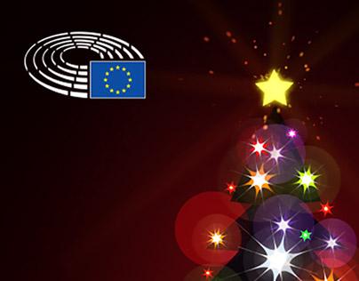 European Parliament Xmas eCards 2017 - 2018