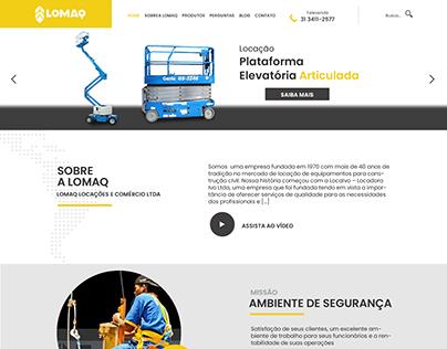 Site Lomaq