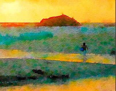 Ocean+Sky