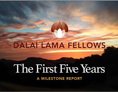 INTERACTIVE: Dalai Lama Fellows Annual Report