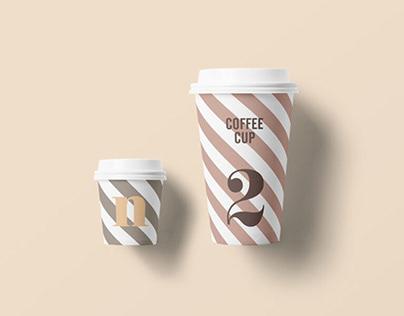 Paper Cup Mockup 1