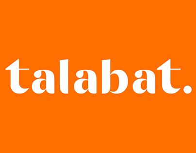 Talabat Rebranding