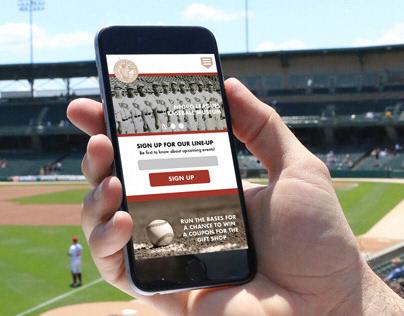Negro League Baseball Museum-Redesign