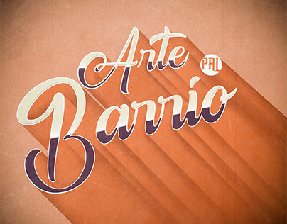 ARTE PAL BARRIO