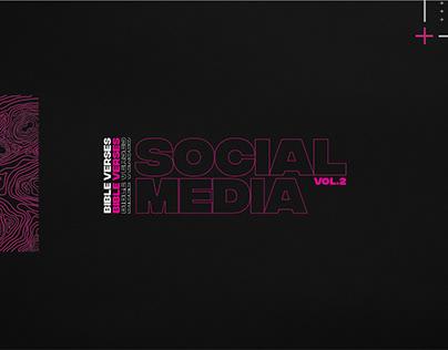 Bible Verses | Social Media | Vol.2