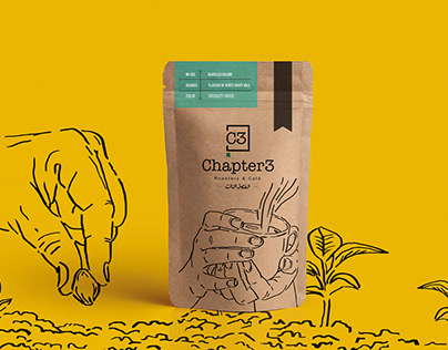 Chapter 3 Cafe & Roastery