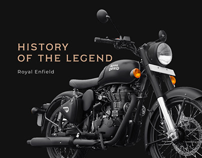 History of the legend