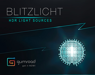 BLITZLICHT HDR Light Sources