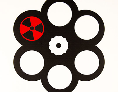 Poster: Against nuclear power
