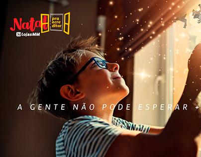 Campanha Natal 2020 - Lojas MM