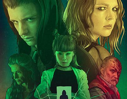 ÁNIMAS. Movie Poster