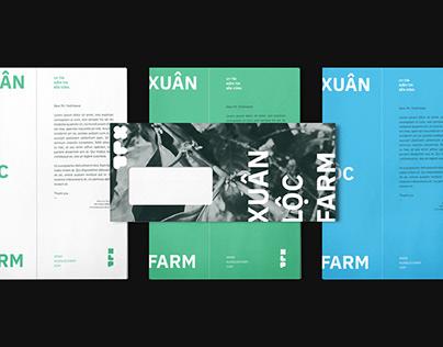 Xuân Lộc Farm - Brand Identity 2018