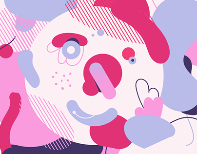 Character Animator Experimental »Abstract« Puppet