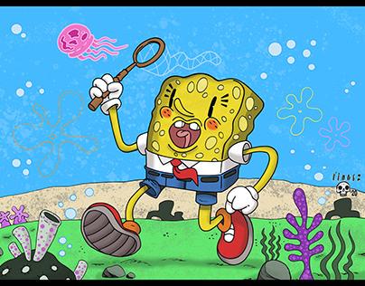 2015-2020 Sponge Bob