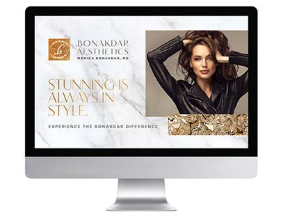 Brand Refresh for Bonakdar Aesthetics