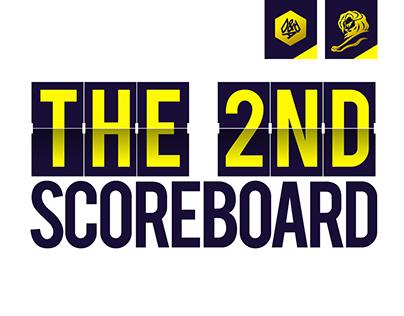 The Second Scoreboard