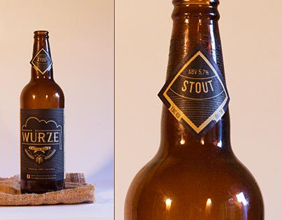 Rediseño de marca | Würze cerveza artesanal